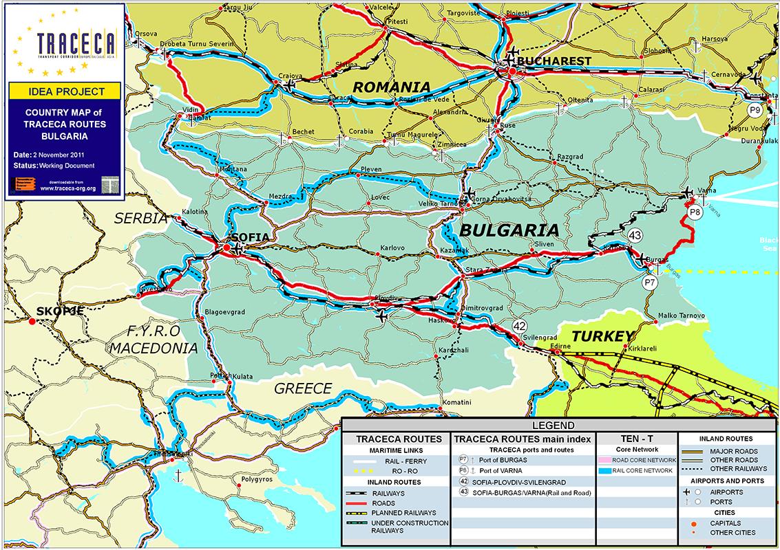 WHY BULGARIA?